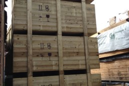 Wooden Crates England